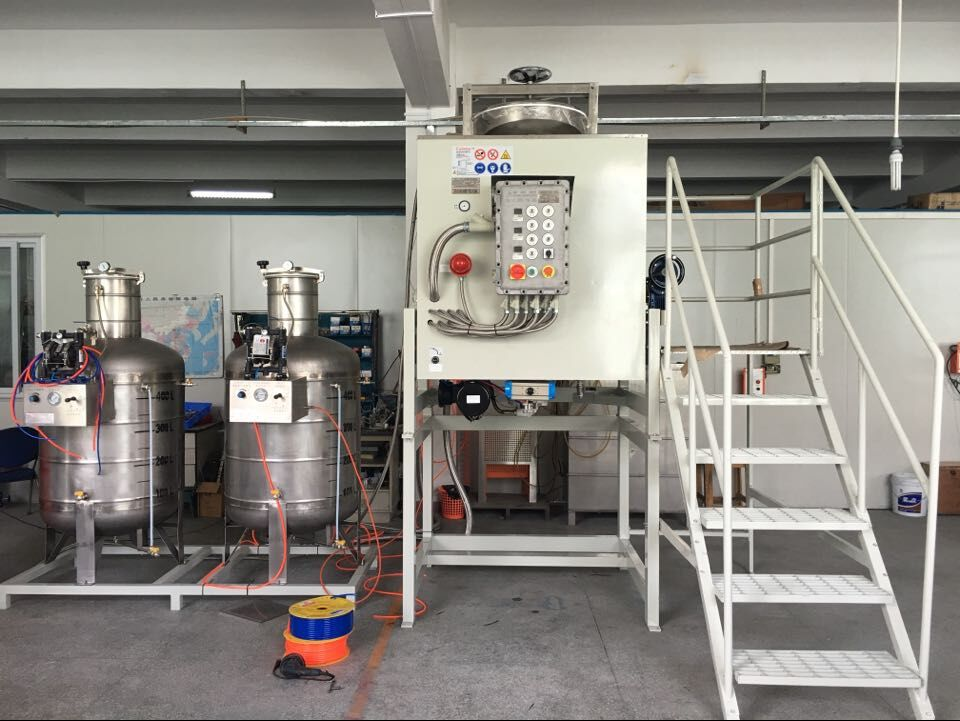 A425 solvent recycler machine
