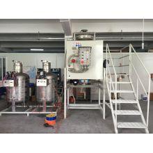 Recycleurs de distillation avec peintre