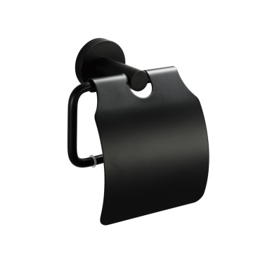 HIDEEP 304 Stainless Steel Black Paper towel holder