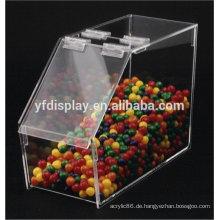 Acryl Display Box für Candy Halter in klarer Farbe