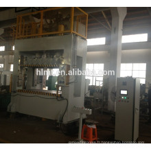 Type de châssis Impression Extrusion machine de pressage hydraulique horizontale 300T / 315T / 350T / 500T / 550T / 660T / 800T / 1000T / 1600T / 2000T / 10000T