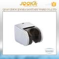 ABS plastic adjustable shower head holder wall bracket