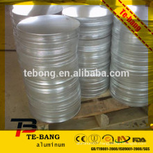 Coating /painting non-stick aluminum round disc/circles for utensils 3003 5052