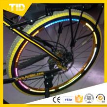 Diseños de etiqueta de gran formato para bicicletas