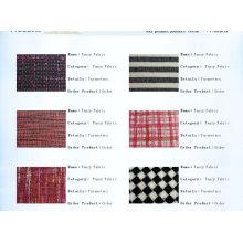 Teinture de fils de tissu tissé
