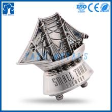 custom metal craft decoration trinkets sailboat