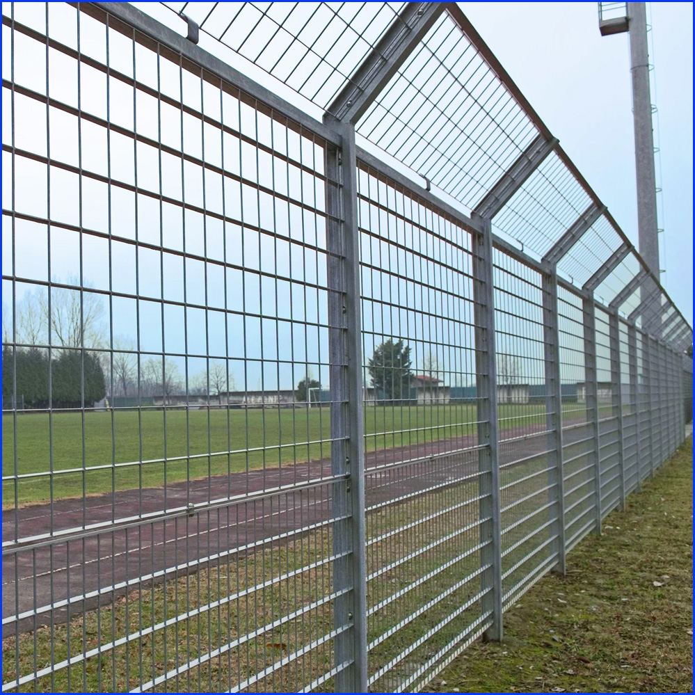 Welded Steel Fences