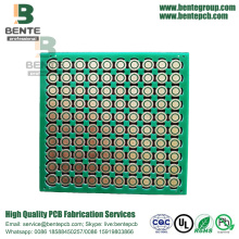 "FR4 2 Layers PCBStandard PCB ENIG 2u"" Thick Board 2.4mm"