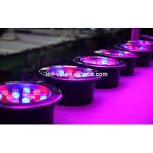 DC24V DMX 18W luz subterrânea LED