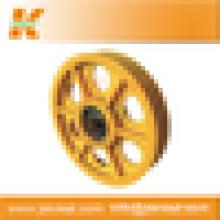 Elevador Parts| Polia de Nylon defletor polias Manufacturer|guiding elevador