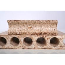 Panneau de particules de panneaux tubulaires / panneaux de particules creux à haute qualité