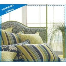 Home Textile Jacquard Stripe travesseiro almofada