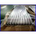 Z40-50 Folha de aço ondulado para telhados