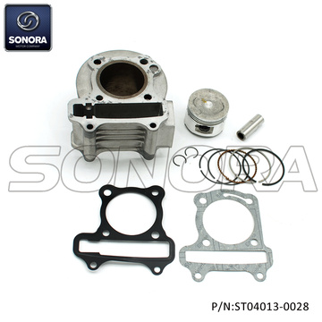 GY6 50 139QMA / B 47MM Cylinder kit (P / N: ST04013-0028) Top Quality