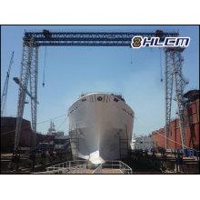 Grue à portique à levage lourd pour la manutention des matériaux (HLCM-2)