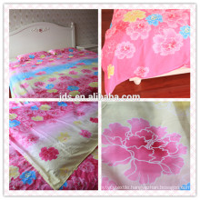 100% polyester printed fabric for home textile