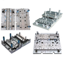 Precision Hole Punch Steel Continuous High Speed Stamping Mold