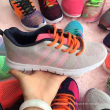 Women Student Woven Sports Sneaker Footwear Shoe