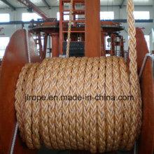 Corde de polypropylène 8 Strand / Corde de PP à 8 fils