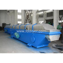 High Drying Efficiency Vibrating Fluidized Bed Drying Machine