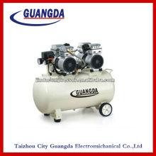 0.8kW * 2 Öl-freie Luft-Kompressor