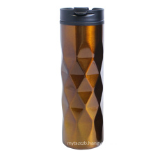 Promotional thermos flask vacuum double wall coffee water bottle