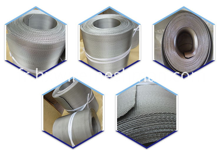 PDW wire cloth