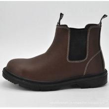 Ufl001 No Lace Sapatos de Trabalho Lofa Sapatos de Segurança
