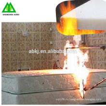 Используется для матраса огнезащитных ватин полиэфира/полиэфира войлока иглы пунш