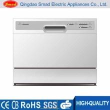 6 комплектов посудомоечная машина с электронным управлением