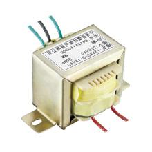 Transformateur de puissance EI 6VA 6W Distribution d'énergie 15V