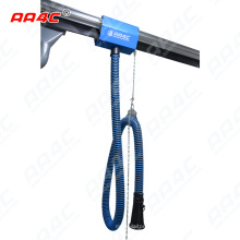 AA4C car exhaust extracting  system auto vehicle  exhaust sliding with rail control customize  size
