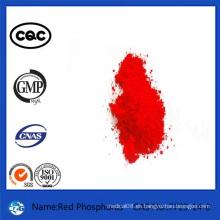 99% Pureza Reactivo de laboratorio Polvo retardador de llama Fósforo rojo