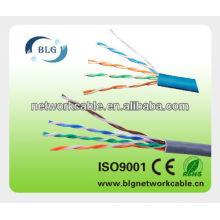 Categoría 5e UTP Lan Cable 4pr 24awg