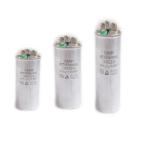 10UF 450VAC Run Metallized Polypropylene Film Capacitor Cbb65 Topmay