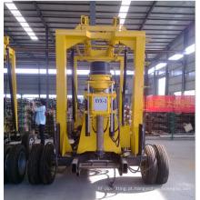 Máquina montada reboque do equipamento de perfuração da água com disconto grande