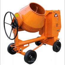 Inclinando a máquina do misturador concreto do cimento do cilindro
