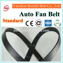 High quality 6PK poly pk rubber v belt used in Japan cars