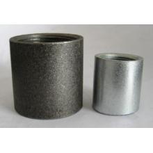 Alta qualidade dupla acessórios para tubos de mamilo fabricante