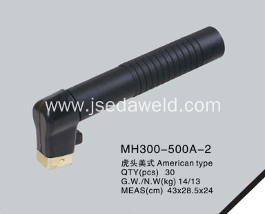 American Tiger Type Electrode Holder MH300-500A-2