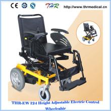 Регулируемая по высоте электрическая инвалидная коляска (THR-EW124)