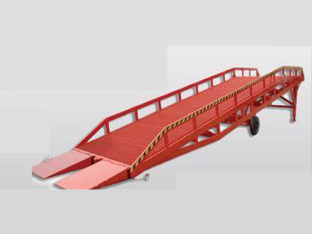 Container Loading Manual Dock Ramps