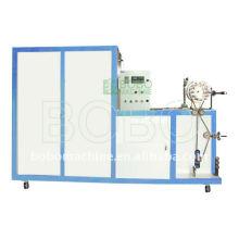 Metalized PET film flexible duct machine