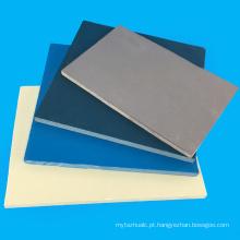 Folha de PVC de cor flexível para cartão de jogo