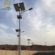 Economia de energia com economia de energia extra luzes de rua de energia solar