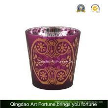 Горячие Продажа Tealight Candleholder Производитель для Новогоднее украшение