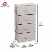 Coffre d'armoire de rangement organisateur de tiroir de rangement en plastique