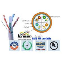 Ftp cat6 passando fluke testando fio cabo cat6 cabo