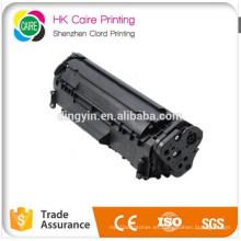 Precio de fábrica para 12A Q2612A cartucho de tóner para HP Laserjet 1010/1012/1015/1018/1020/1022 / 1022n / 1022nw