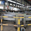 S235JRH Hot finished hollow section square steel tube